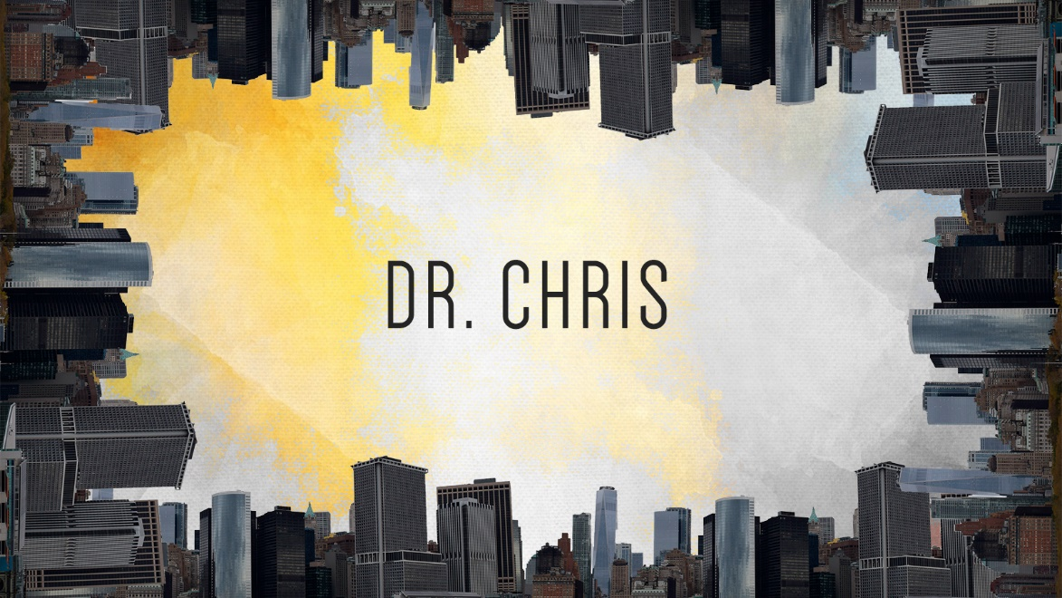 Contact - Dr. Chris Official